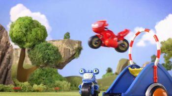 Ricky Zoom Speed and Stunt Playset TV Spot, 'Adventure' - Thumbnail 3