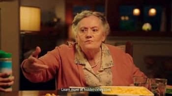 Hidden Valley Ranch Seasoning TV Spot, 'Famous Mac & Cheese'