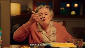 Hidden Valley Ranch Seasoning TV Spot, 'Famous Mac & Cheese' - Thumbnail 8