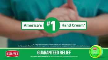 O'Keeffe's Working Hands TV Spot, 'Constant Washing: Lip Repair' - Thumbnail 5