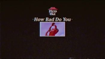 Pizza Hut TV Spot, 'How Bad Do You Want It?: Brandon Aiyuk' Song by Sam Spence - Thumbnail 1