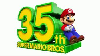 Nintendo TV Spot, '35th Super Mario Bros.' - 8 commercial airings