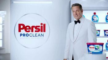 Persil ProClean TV Spot, 'Descubre una limpieza profunda' con Peter Hermann [Spanish] - Thumbnail 1