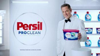 Persil ProClean TV Spot, 'Descubre una limpieza profunda' con Peter Hermann [Spanish] - Thumbnail 8