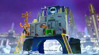 Batman 3-in-1 Batcave TV Spot, 'Three Stackable Levels' - Thumbnail 3
