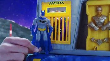 Batman 3-in-1 Batcave TV Spot, 'Three Stackable Levels' - 2975 commercial airings
