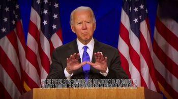 Future Forward USA Action TV Spot, 'Beating COVID' - Thumbnail 9