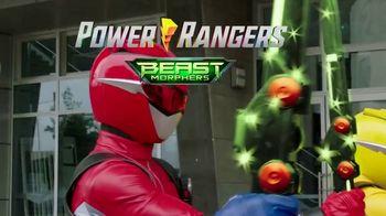 Power Rangers Beast Morphers Beast-X Electronic Saber TV Spot, 'Power Up' - Thumbnail 1