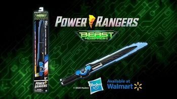 Power Rangers Beast Morphers Beast-X Electronic Saber TV Spot, 'Power Up' - Thumbnail 10