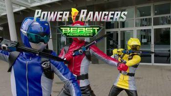 Power Rangers Beast Morphers Beast-X Electronic Saber TV Spot, 'Power Up' - Thumbnail 2