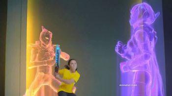 Power Rangers Beast Morphers Beast-X Electronic Saber TV Spot, 'Power Up' - Thumbnail 4