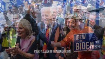 Biden for President TV Spot, 'Get Back Up' - Thumbnail 9