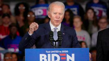 Biden for President TV Spot, 'Get Back Up' - Thumbnail 3