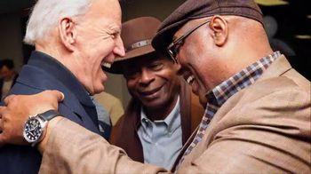 Biden for President TV Spot, 'Get Back Up' - Thumbnail 4