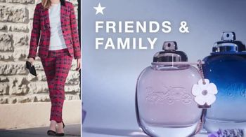 Macy's Friends & Family TV Spot, 'Get Ready For the Holidays: Extra 30% Off'