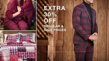 Macy's Friends & Family TV Spot, 'Get Ready For the Holidays: Extra 30% Off' - Thumbnail 2