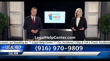 Legal Help Center TV Spot, 'Answer Questions'
