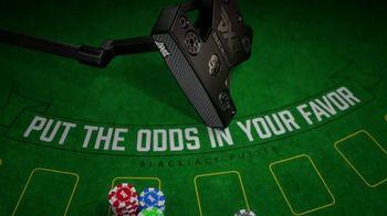 Parsons Xtreme Golf Blackjack Putter TV Spot, 'Put the Odds in Your Favor'