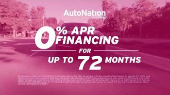 AutoNation TV Spot, '0% APR for 72 Months: Sanitized for Your Safety' Song by Andy Grammer - Thumbnail 5