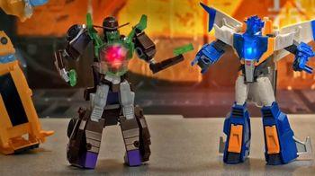 Transformers Cyberverse Adventures Battle Call TV Spot, 'Convert and Command'