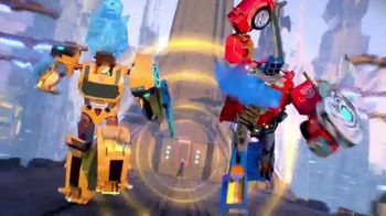 Transformers Cyberverse Adventures Battle Call TV Spot, 'Convert and Command'