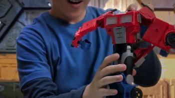 Transformers Cyberverse Adventures Battle Call TV Spot, 'Convert and Command' - Thumbnail 6