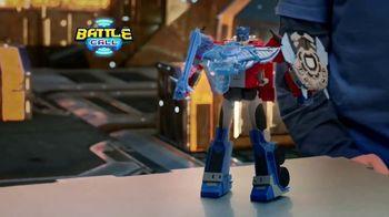 Transformers Cyberverse Adventures Battle Call TV Spot, 'Convert and Command' - Thumbnail 8