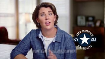 Amy McGrath for Senate TV Spot, 'Country Before Party' - Thumbnail 7