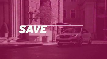 AutoNation Subaru TV Spot, 'I Drive Pink: 0% Financing for 63 Months' Song by Andy Grammer - Thumbnail 3