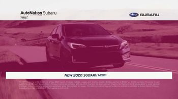 AutoNation Subaru TV Spot, 'I Drive Pink: 0% Financing for 63 Months' Song by Andy Grammer - Thumbnail 4