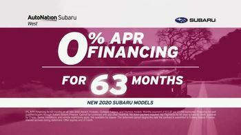 AutoNation Subaru TV Spot, 'I Drive Pink: 0% Financing for 63 Months' Song by Andy Grammer - Thumbnail 5