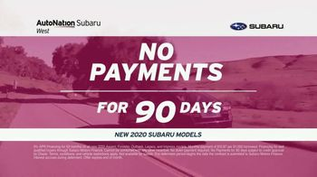 AutoNation Subaru TV Spot, 'I Drive Pink: 0% Financing for 63 Months' Song by Andy Grammer - Thumbnail 6