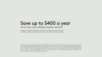 XFINITY Mobile TV Spot, 'Your Own Way: Save on Other Xfinity Services and Up to $400 Off' - Thumbnail 8