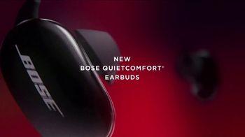 Bose QuietComfort Earbuds TV Spot, 'NFL: Russell Wilson' - Thumbnail 10