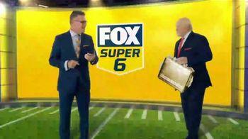 FOX Sports Super 6 TV Spot, 'Win $1 Million of Terry's Money' Featuring Terry Bradshaw, Howie Long - Thumbnail 1