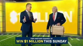 FOX Sports Super 6 TV Spot, 'Win $1 Million of Terry's Money' Featuring Terry Bradshaw, Howie Long - Thumbnail 6