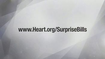 American Heart Association TV Spot, 'Surprise Medical Bills' - Thumbnail 10