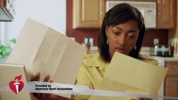 American Heart Association TV Spot, 'Surprise Medical Bills' - Thumbnail 3