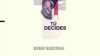 I Am a Voter TV Spot, 'Representar' [Spanish] - Thumbnail 1