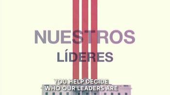 I Am a Voter TV Spot, 'Representar' [Spanish] - Thumbnail 2
