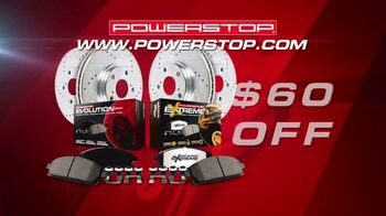 Power Stop Performance Brake Kits TV Spot, 'Number One Choice: $60 Off' - Thumbnail 10