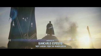 Disney+ TV Spot, 'Monday Night Football: The Mandalorian' - 2 commercial airings