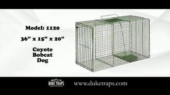 Duke Traps TV Spot, 'Animal Control' - Thumbnail 6