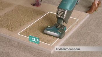 Kenmore Intuition Floor Care TV Spot, 'Complete Seal: $49.99'