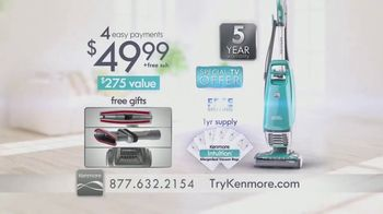 Kenmore Intuition Floor Care TV Spot, 'Complete Seal: $49.99' - Thumbnail 10