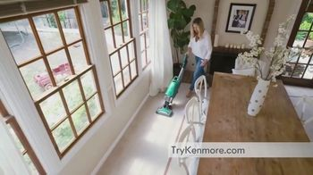 Kenmore Intuition Floor Care TV Spot, 'Complete Seal: $49.99' - Thumbnail 4