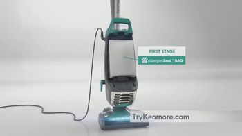 Kenmore Intuition Floor Care TV Spot, 'Complete Seal: $49.99' - Thumbnail 5