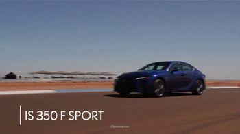 Lexus IS 350 F Sport TV Spot, 'Barrett-Jackson: Lexus Driving Signature' Featuring Townsend Bell [T1] - Thumbnail 2