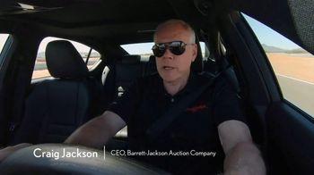 Lexus IS 350 F Sport TV Spot, 'Barrett-Jackson: Lexus Driving Signature' Featuring Townsend Bell [T1] - Thumbnail 3