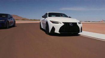 Lexus IS 350 F Sport TV Spot, 'Barrett-Jackson: Lexus Driving Signature' Featuring Townsend Bell [T1] - Thumbnail 4
